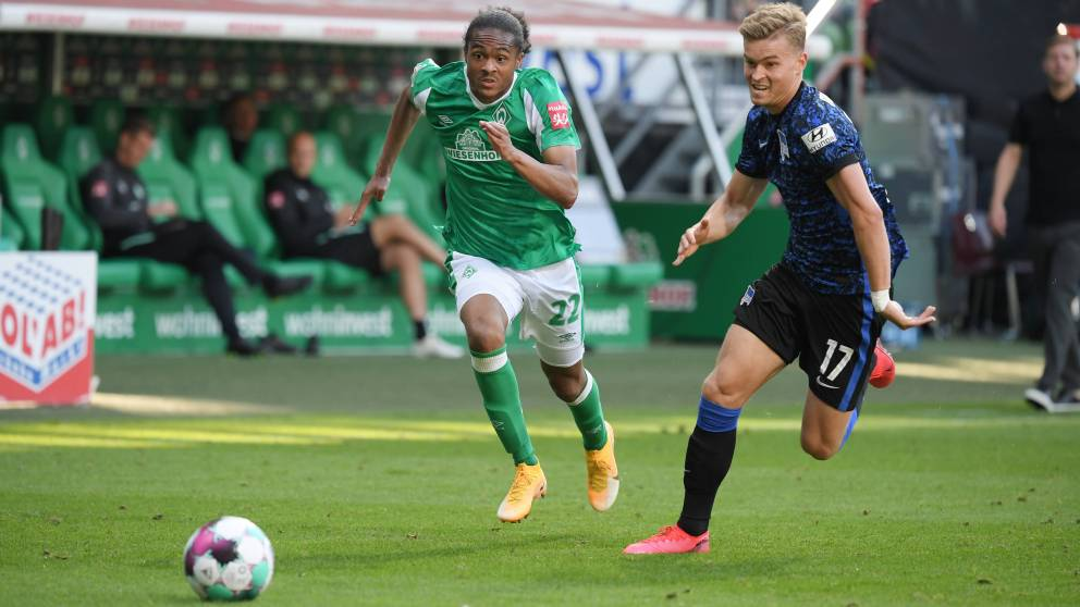 Hertha Bremen 2021